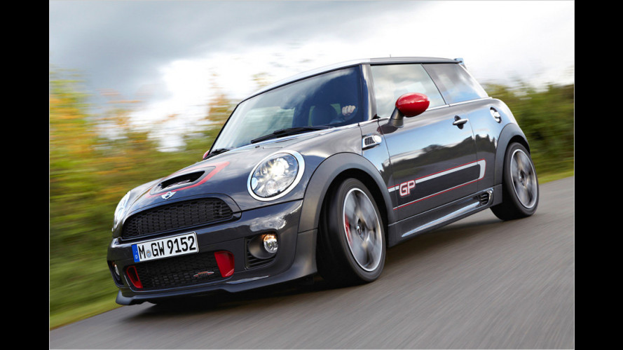 Streng limitierter Super-Mini