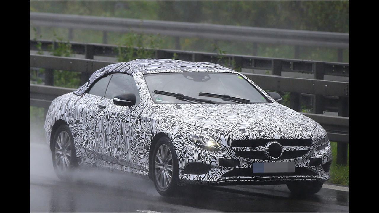 Mercedes S-Klasse Cabrio ab 2015