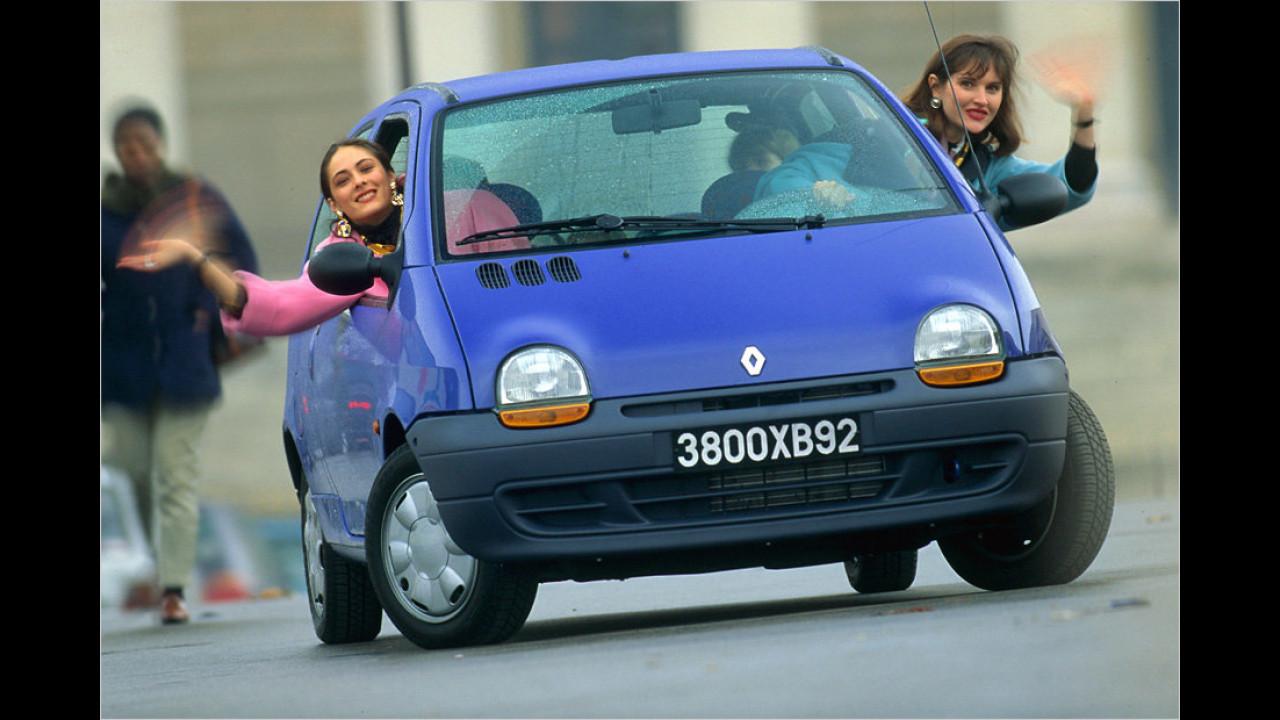 20 Jahre Renault Twingo