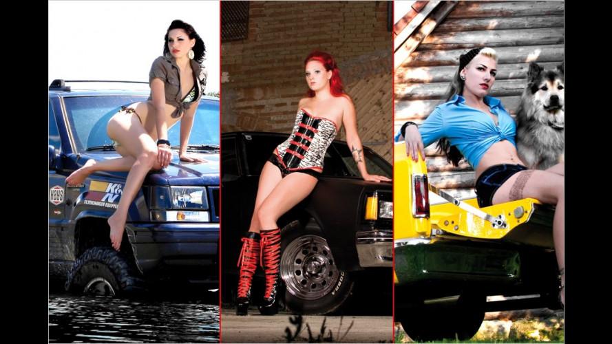 Power Parts Kalender 2012: Attraktive Aussichten