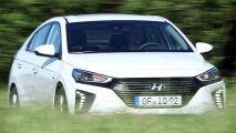 Hyundai Ioniq im Video