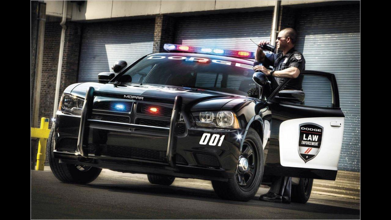 Dodge Charger Pursuit Mopar