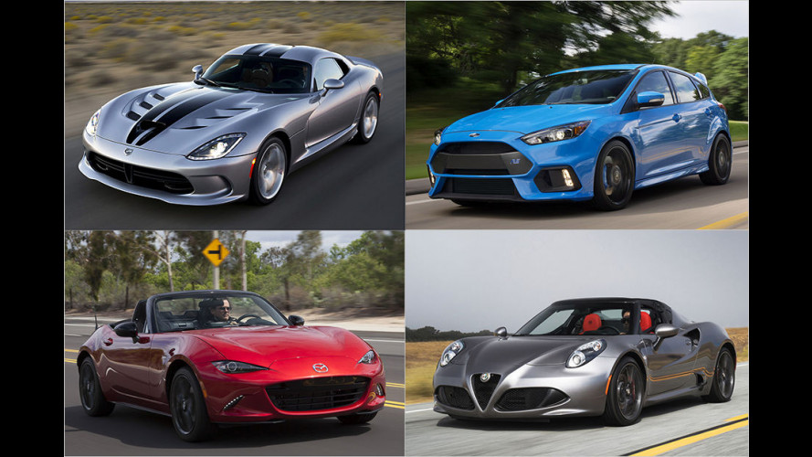 Das sind die Sammlerautos der Zukunft