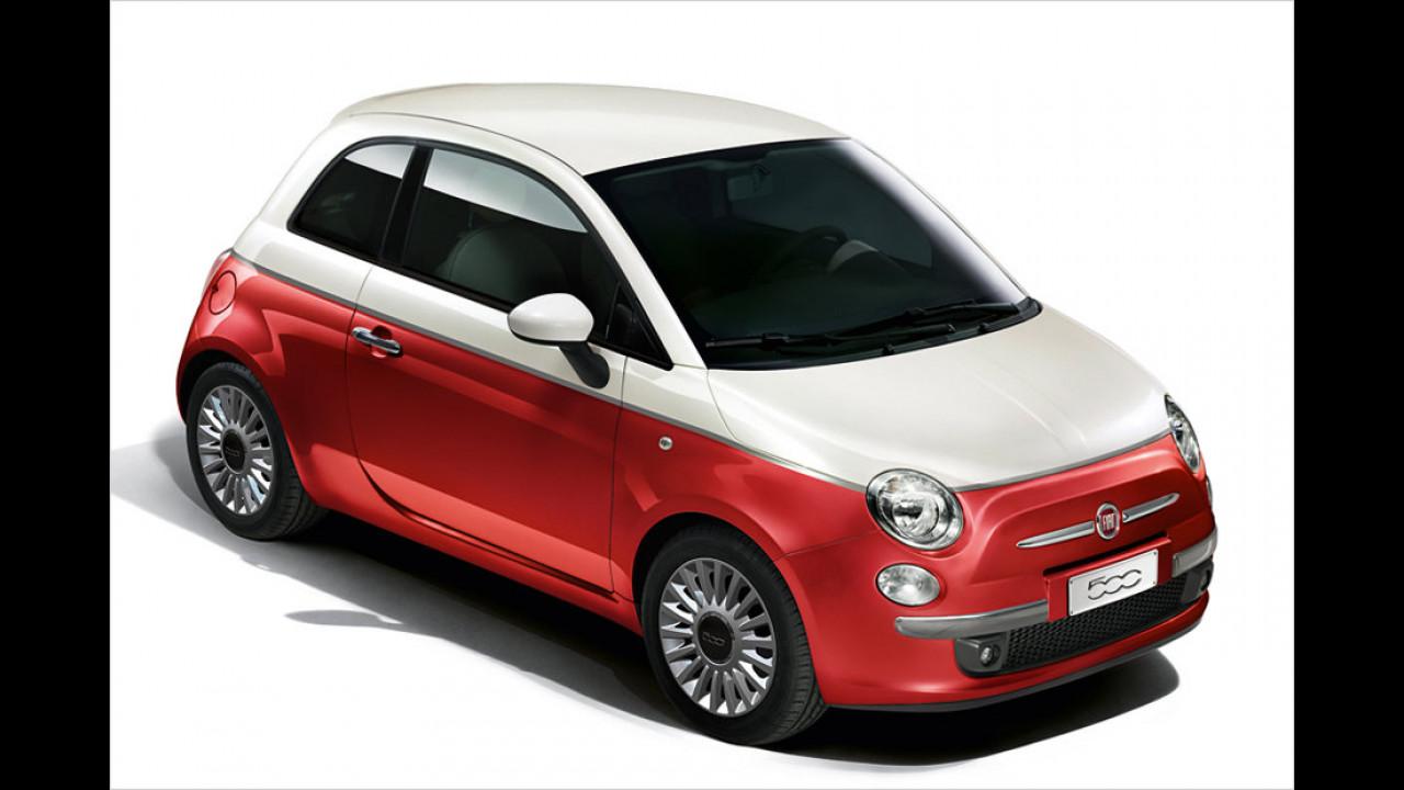 Fiat 500 ,ID