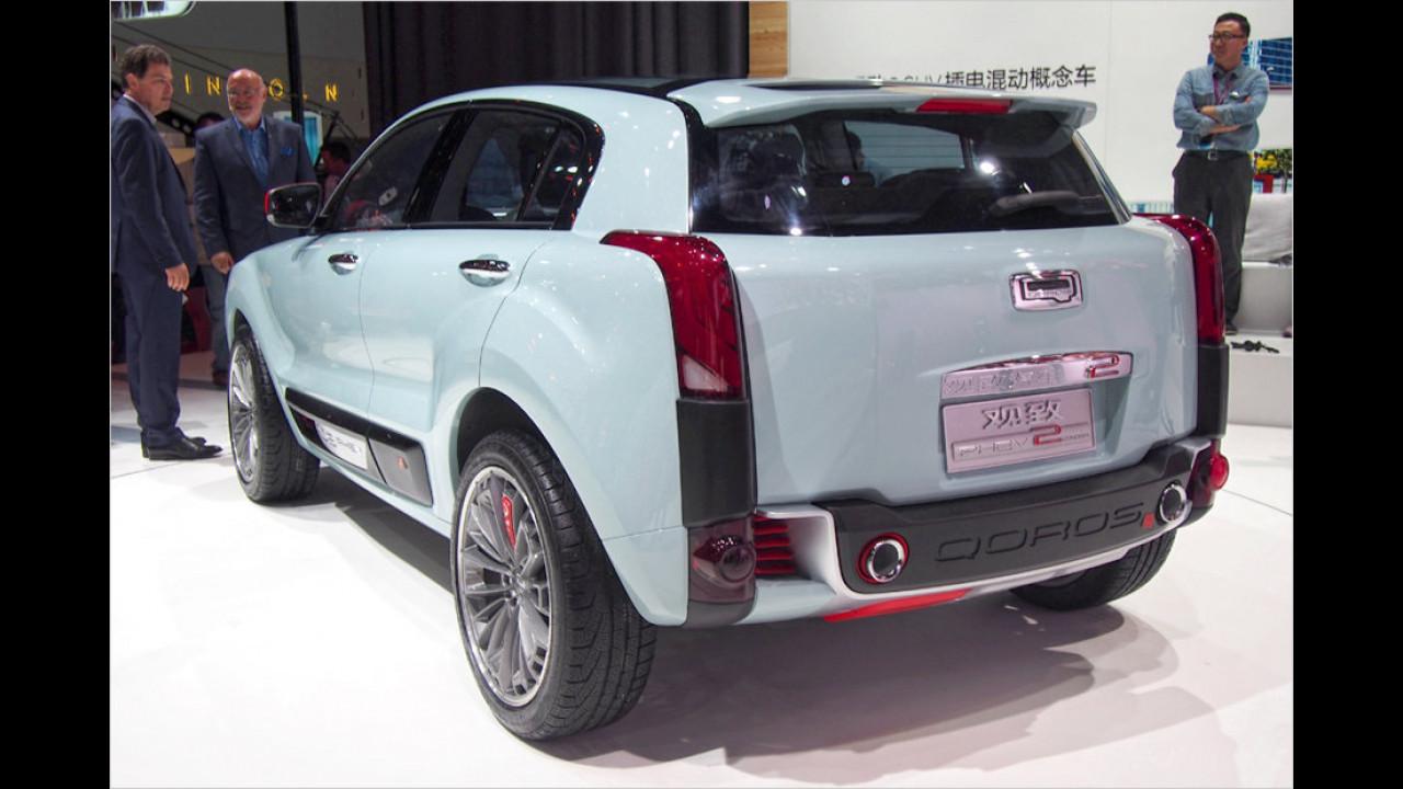 Qoros 2 SUV