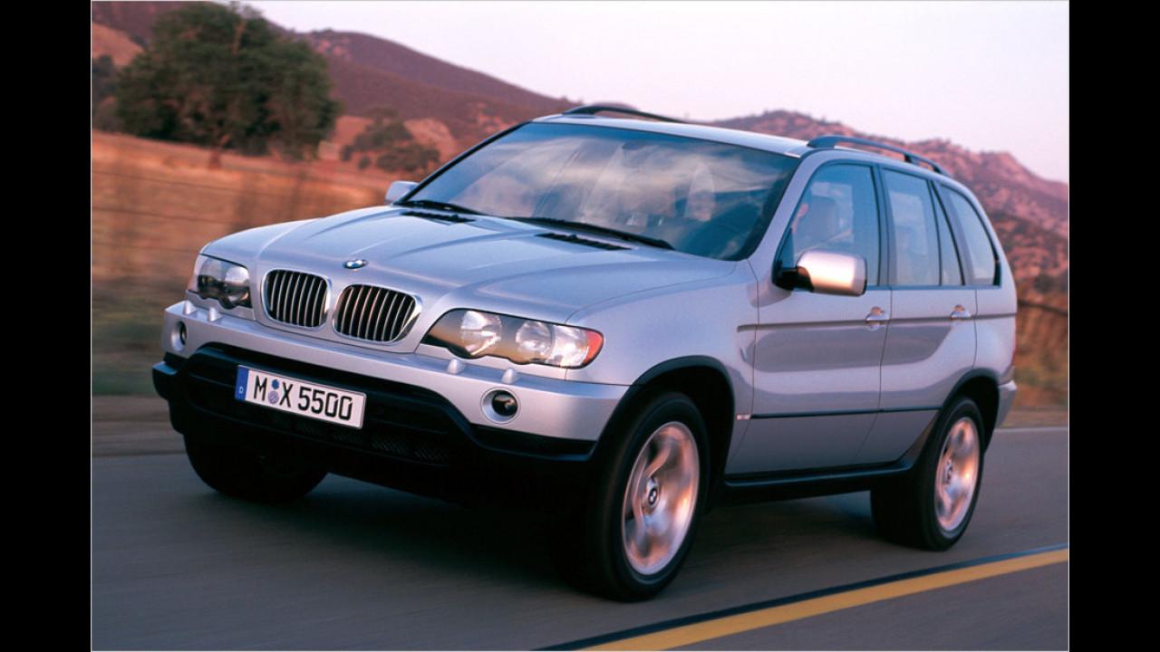 BMW X5 (2000)