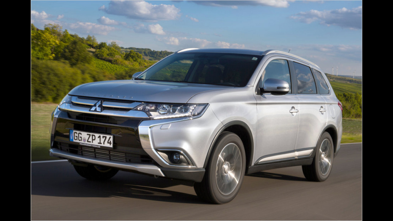 Sieger Markenranking: Mitsubishi