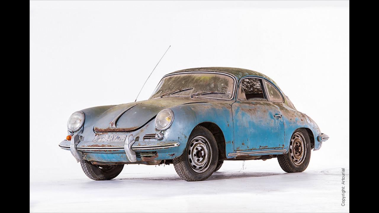 Porsche 356 SC Coupé (1963)