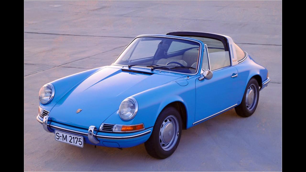 Porsche 911 Targa (1965)