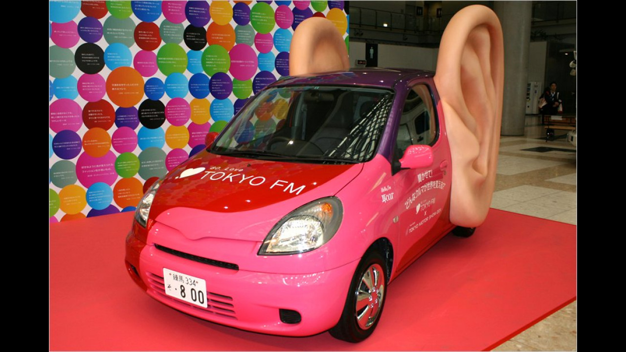 Tokyo FM ,Ohrenauto