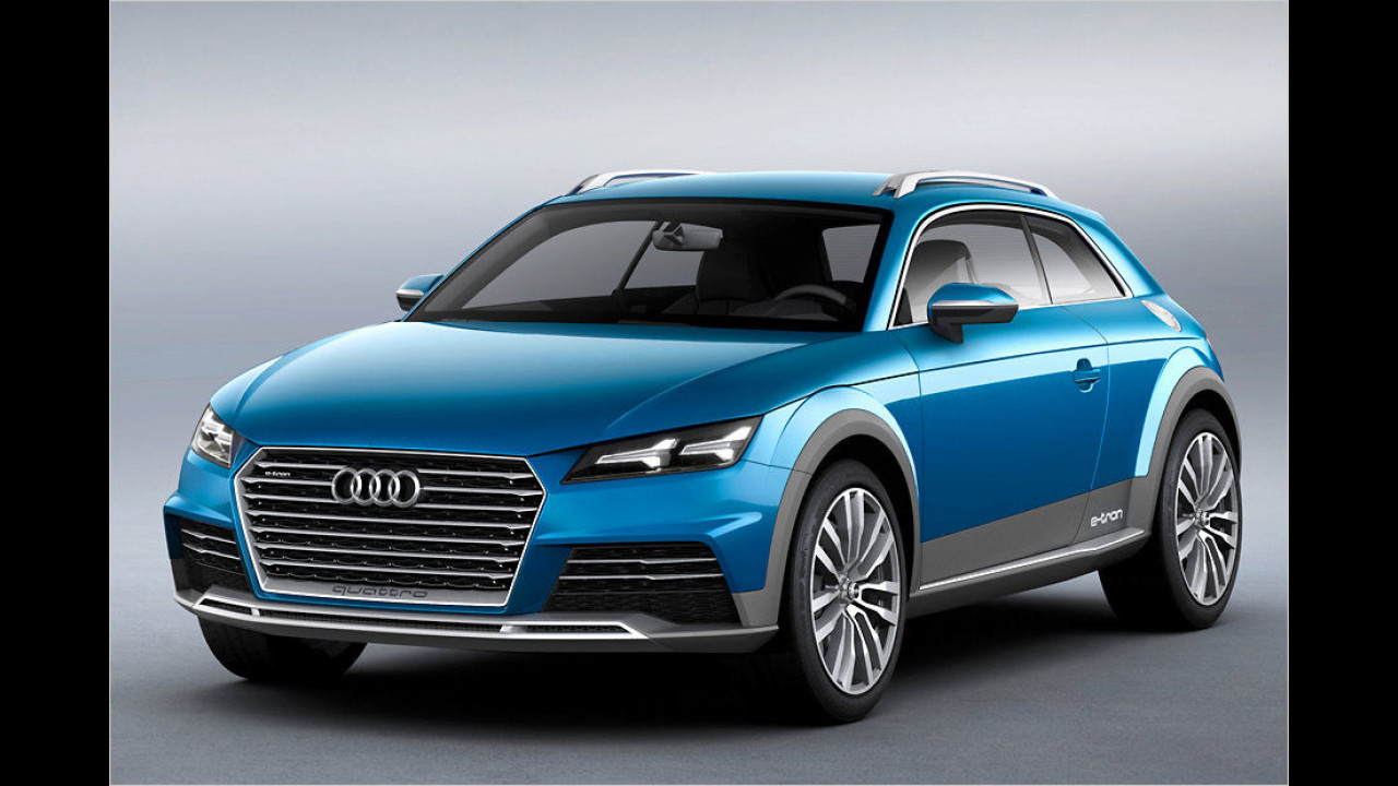 Audi Allroad Shooting Brake (Detroit 2014)