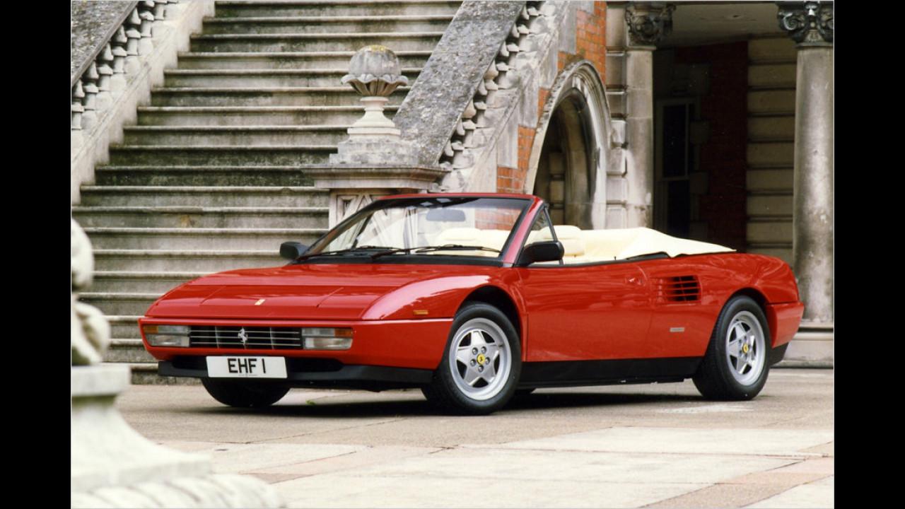 Ferrari Mondial t: Der Duft der Frauen (1992)
