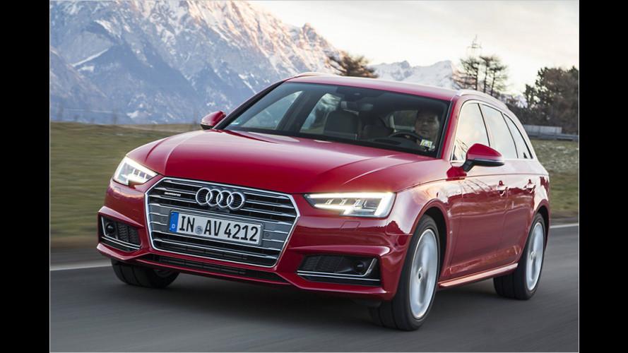 Audi quattro ultra: Allrad nach Bedarf