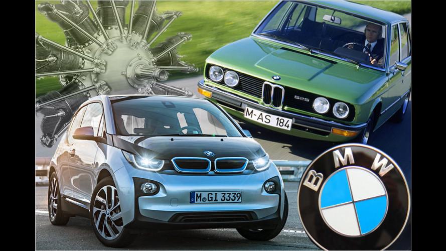 100 Jahre BMW: Die Meilensteine