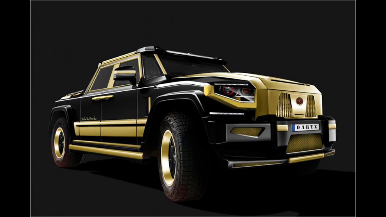 Monster-SUV für Millionäre