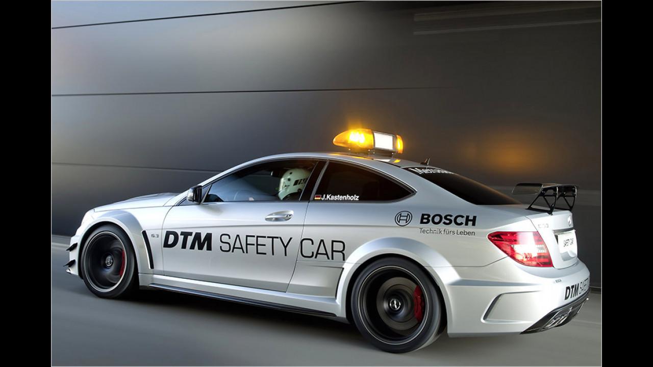 DTM 2013: Mercedes C 63 AMG