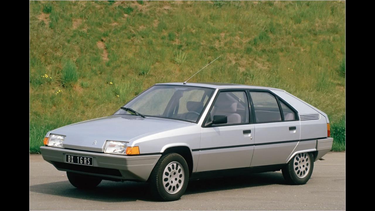 30 Jahre Citroën BX