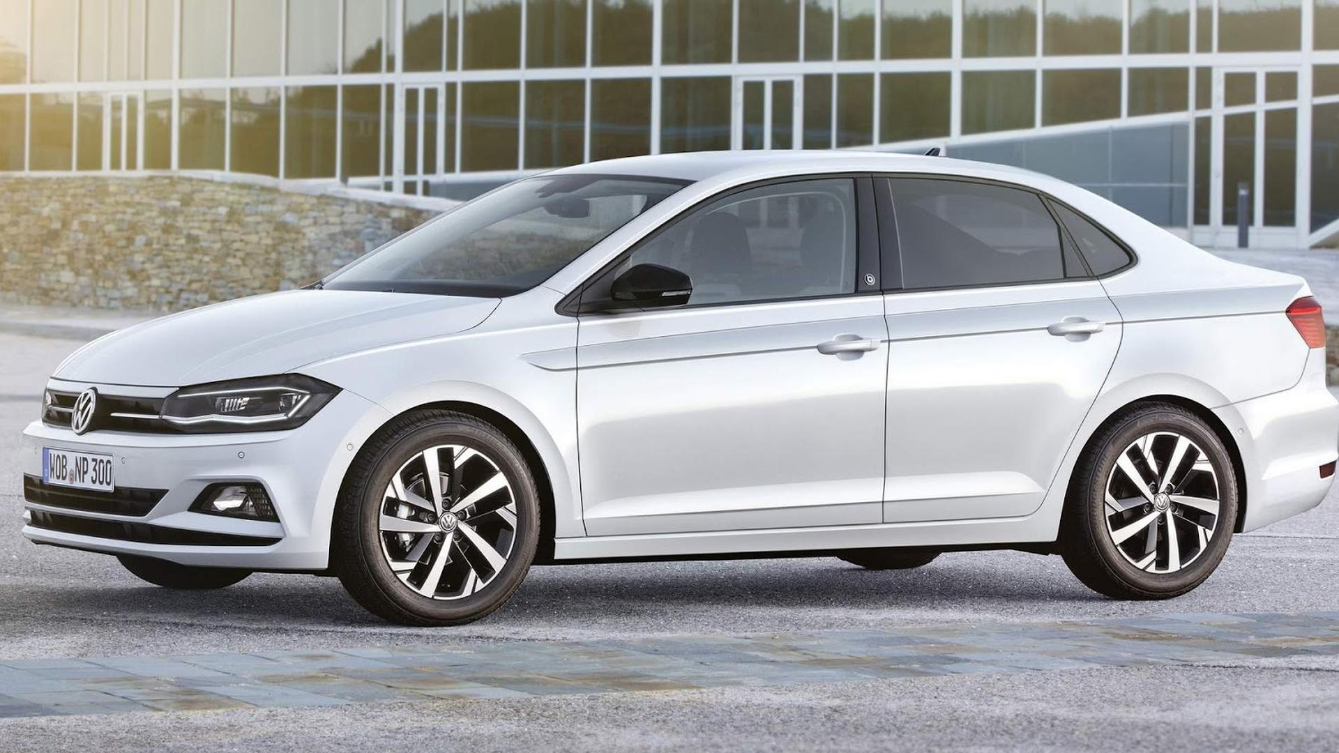 Vw Do Brasil Confirma Virtus Polo Sedan No Primeiro Semestre De 2018