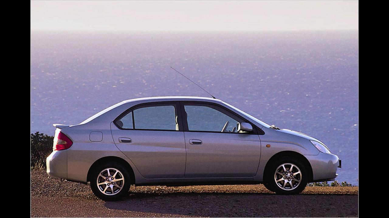 1999: Toyota Prius