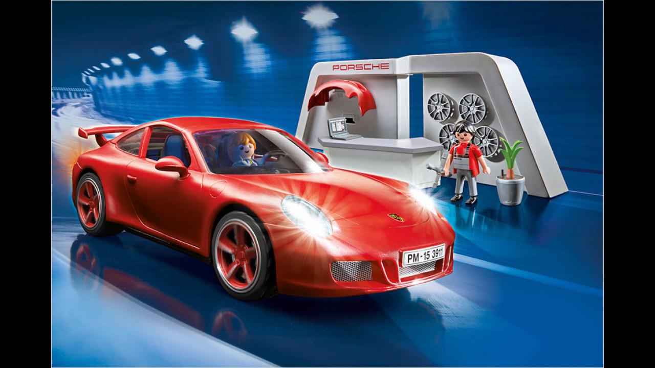 Sieger Innovationspreis: Porsche 911 Carrera von Playmobil
