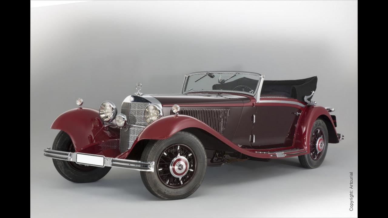Mercedes 380 Cabriolet A (1938): 1,4 Millionen Euro