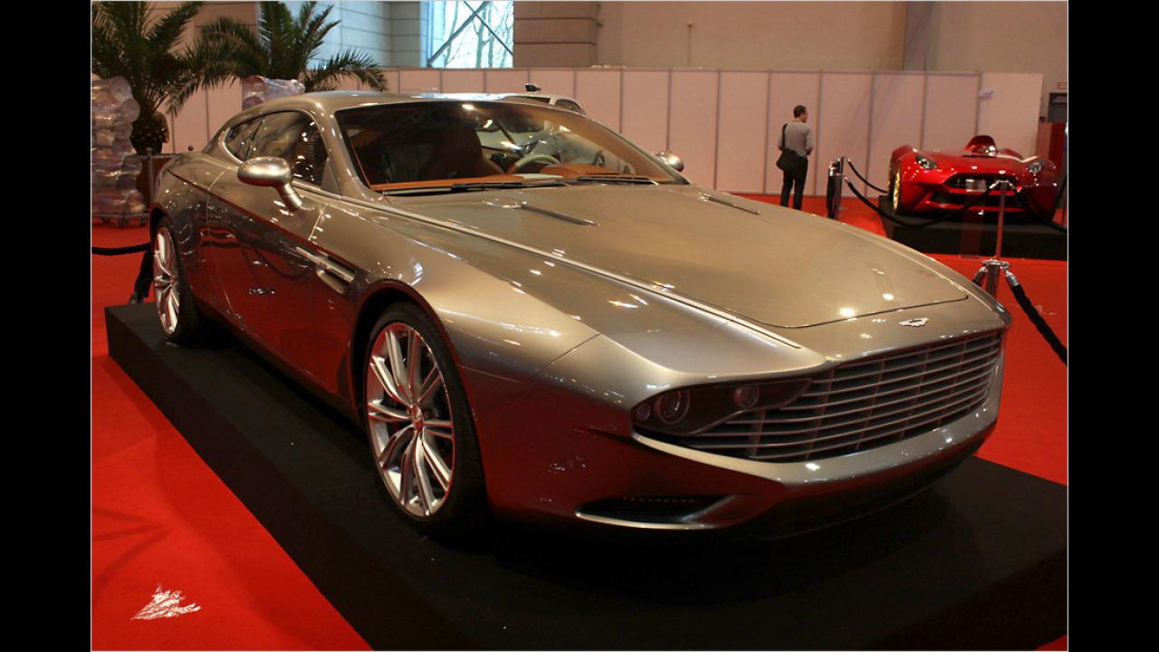 Aston Martin Virage Shooting Brake Zagato Jubiläumsmodell zum 95. Geburstag