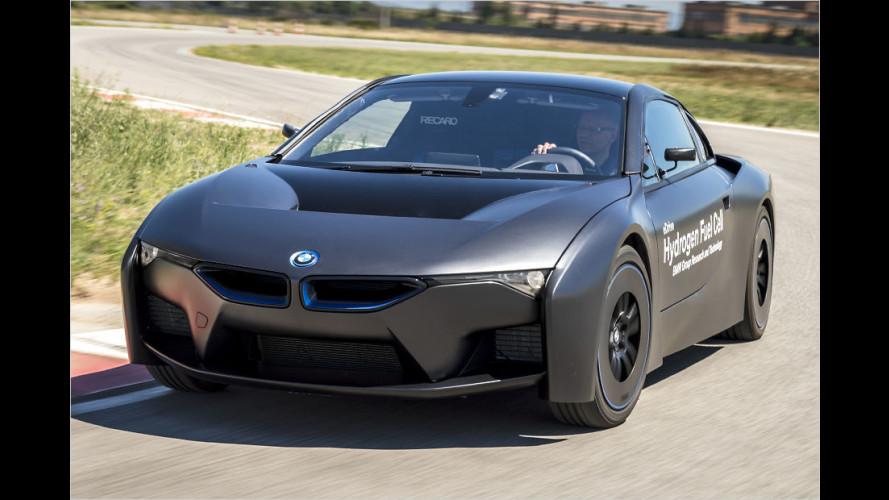 BMW stellt die Weichen: Vom Plug-in-Hybrid bis Wasserstoff