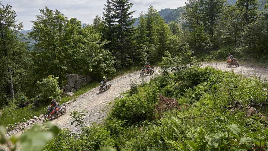 KTM Adventure Rally Europe 2020, la quarta edizione in Grecia