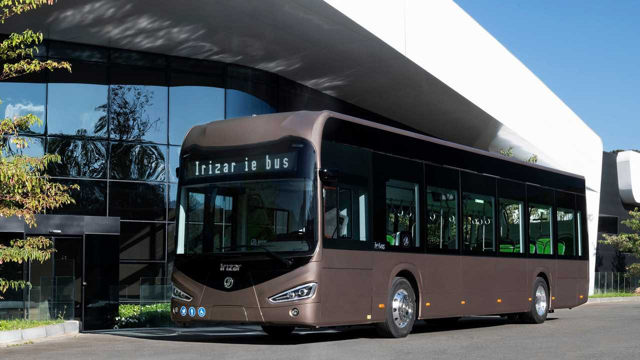 New-generation Irizar ie electric bus