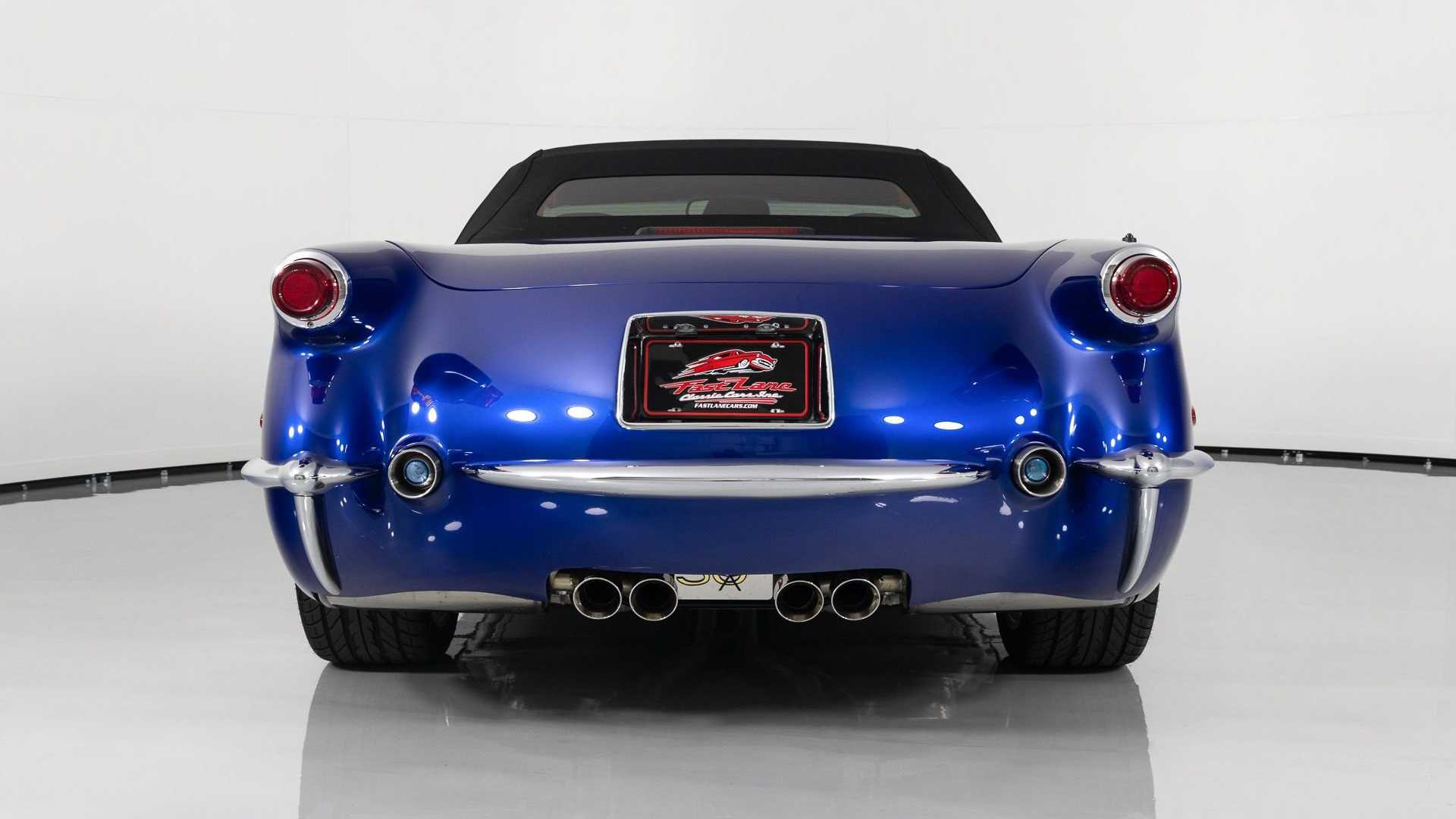 "[""Show Your Chevy Corvette Passion In This 2002 Commemorative Edition""]"