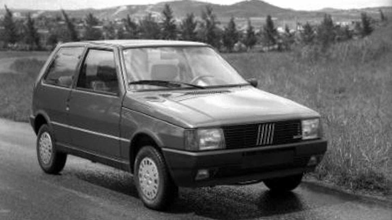 Fiat Uno - 35 anos de Brasil