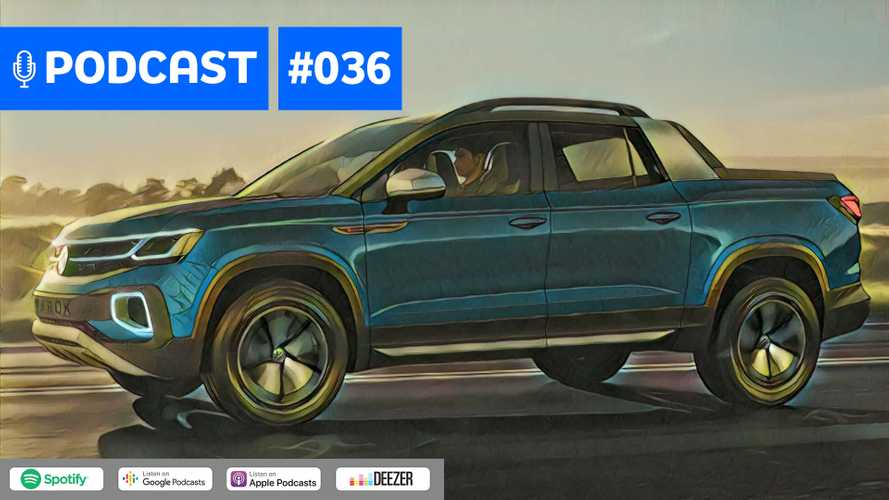 Motor1.com Podcast #36: As picapes serão a próxima moda?