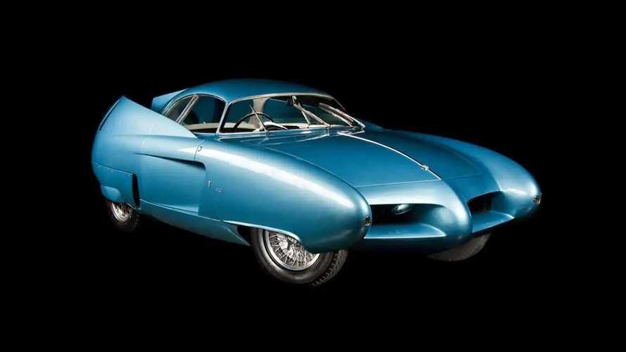 Alfa Romeo B.A.T. 7 by Bertone (1954)