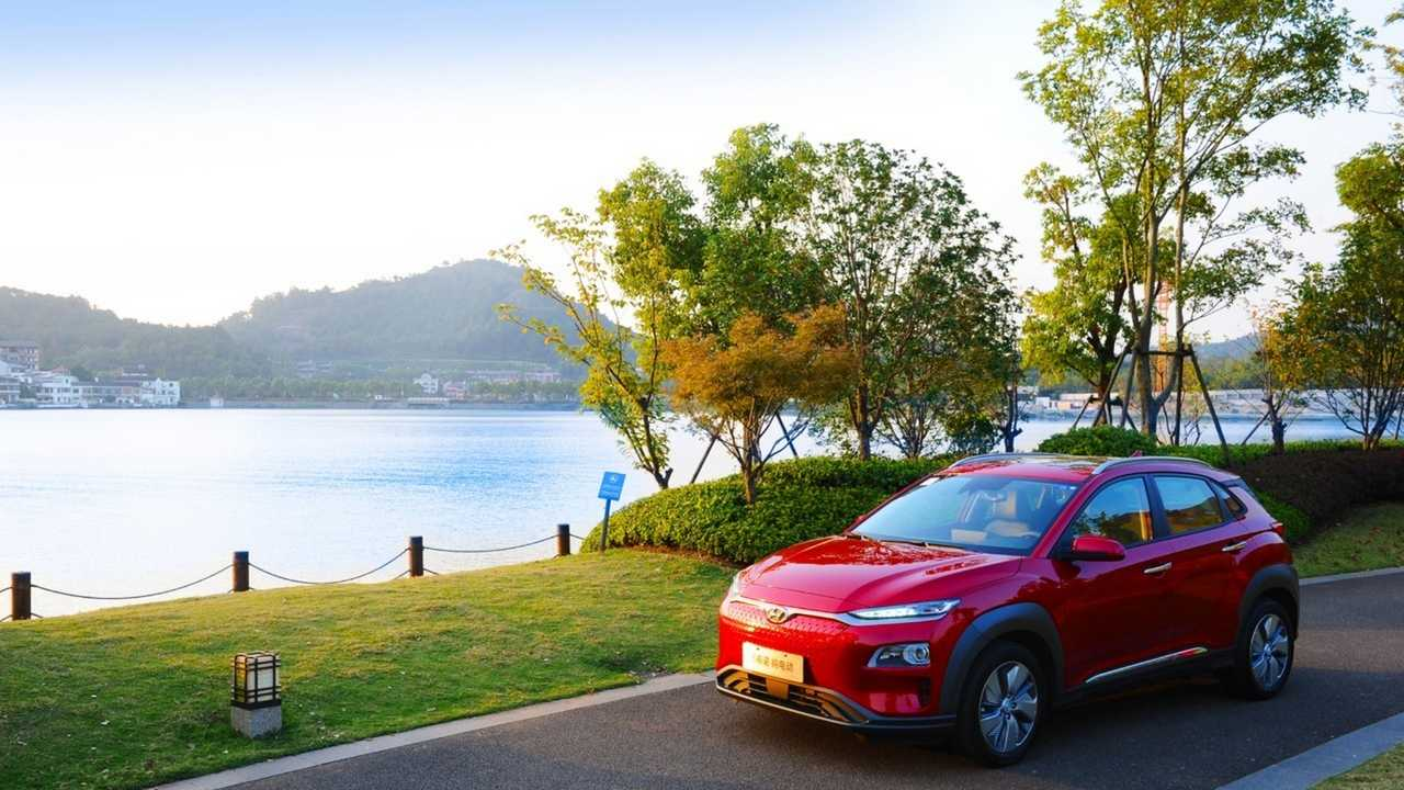 How Much Less A Chinese Customer Pays For The Hyundai Kona Electric?