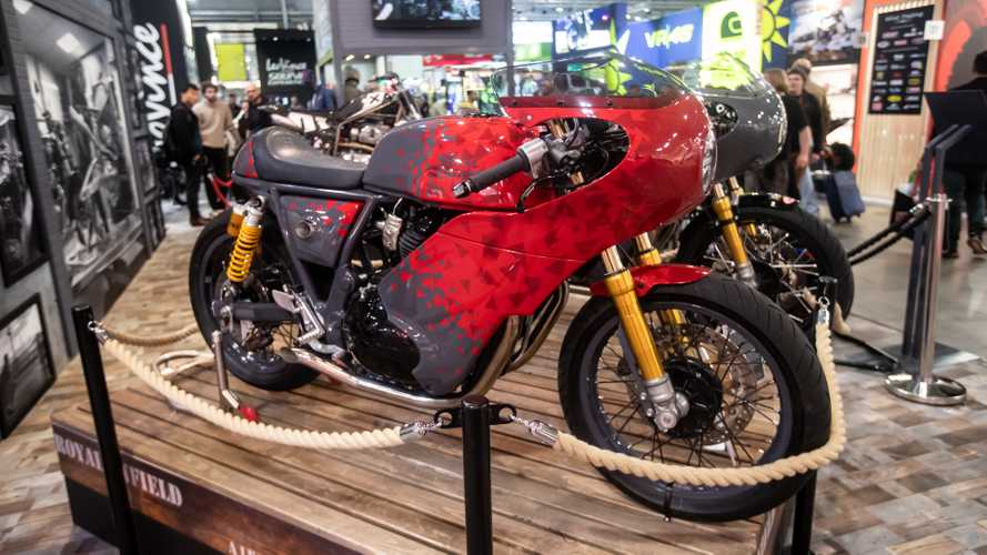 Royal Enfield ad EICMA 2019
