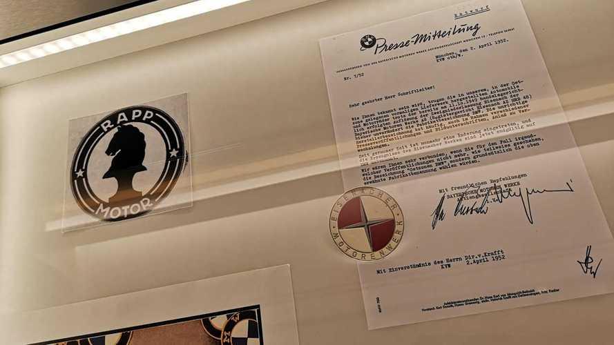 Réserves de BMW Group Classic à Munich