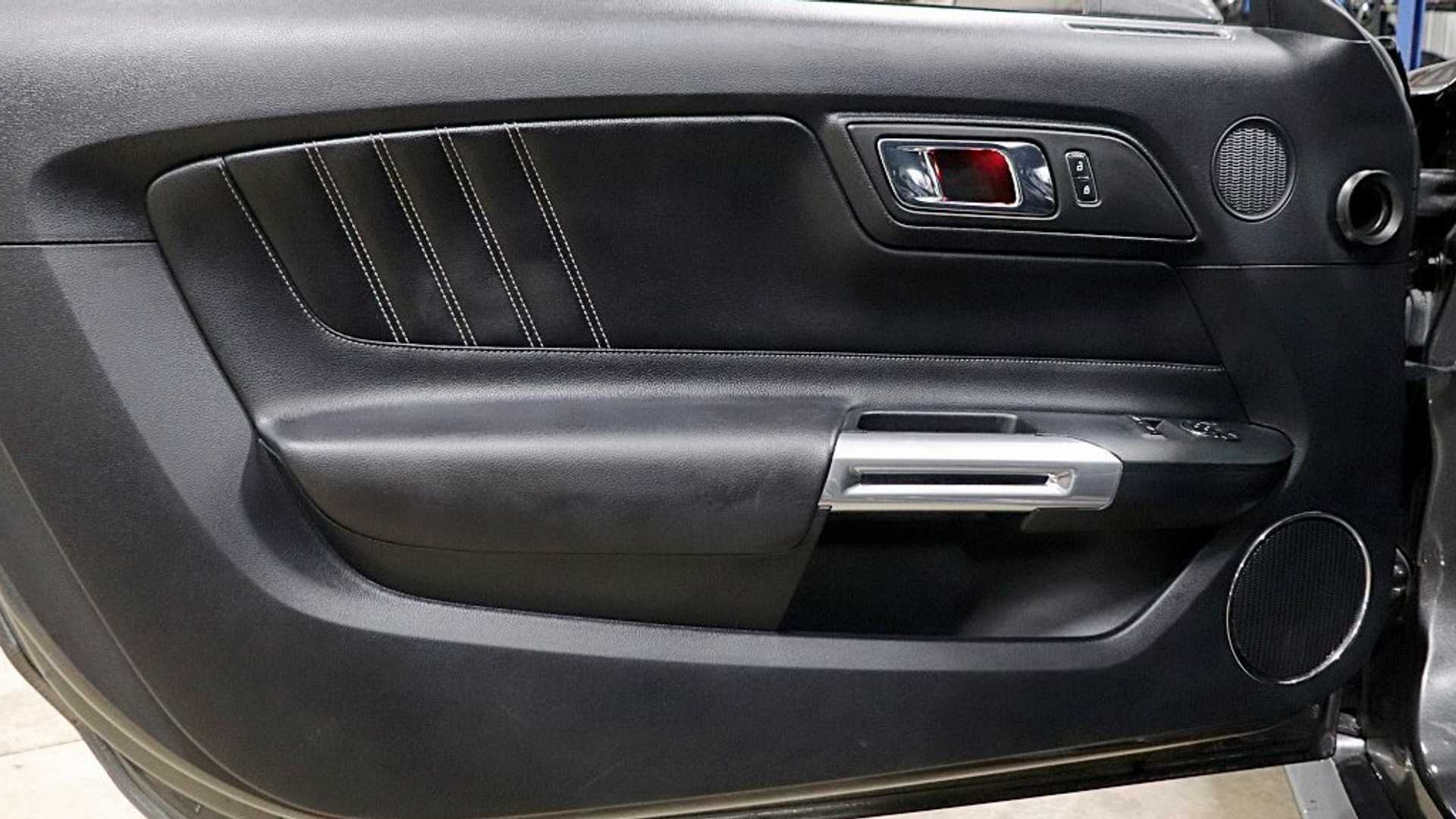 "[""Pack A Potent Punch In This 2015 Ford Mustang GT Hennessey""]"