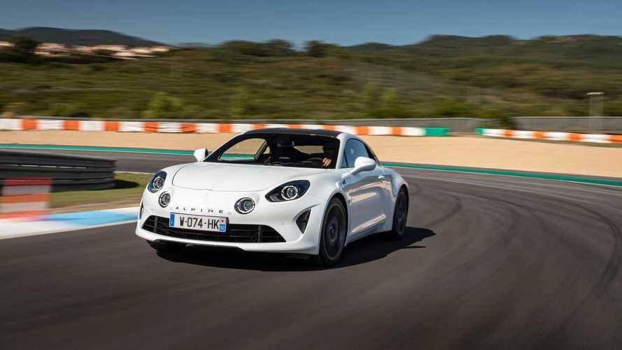 Les prix de l'Alpine A110 une nouvelle fois revus à la hausse