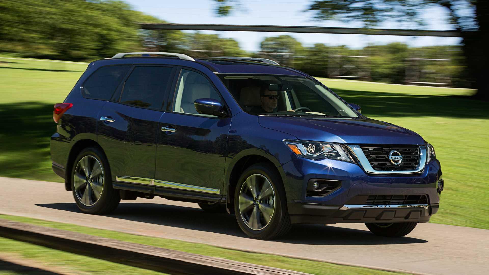 2020 Nissan Pathfinder Lineup Gets Minor Price Increase