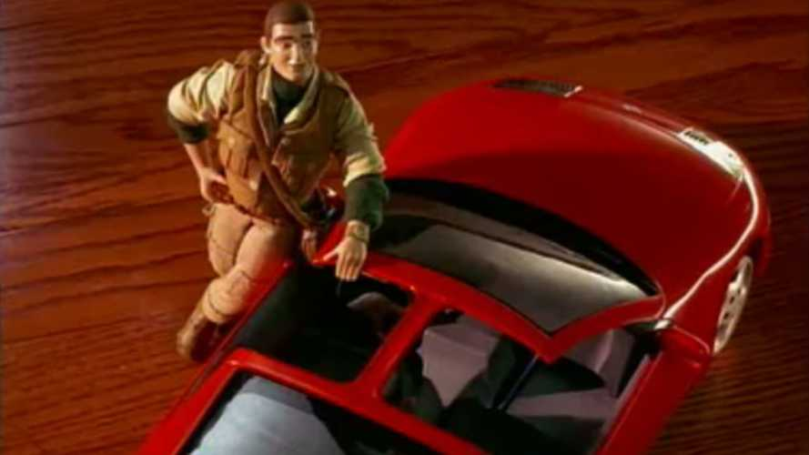 1996 Nissan Commercial Nails What Makes Cars Great