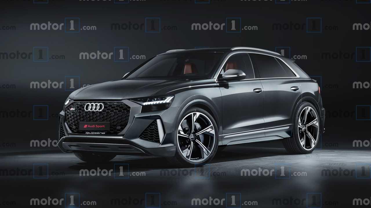 2020 Audi RS Q8 Motor1 rendu