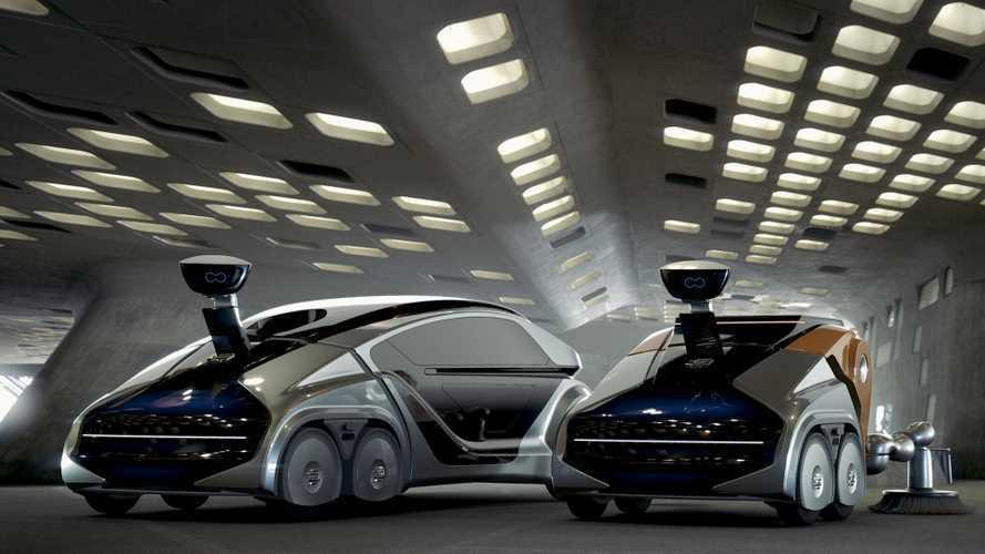 EDAG CityBot, il futuro della mobilità al Salone di Francoforte