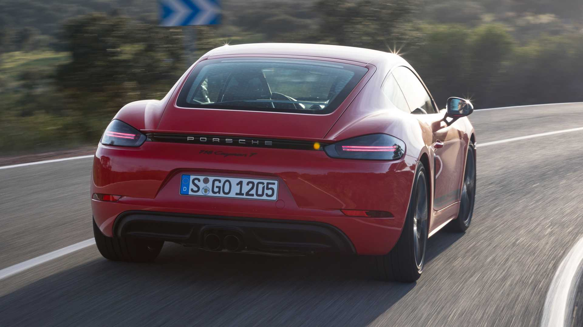 2020 The Porsche 718 Performance and New Engine