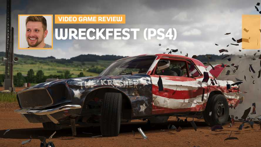 Wreckfest video game review: Chaotic goodness