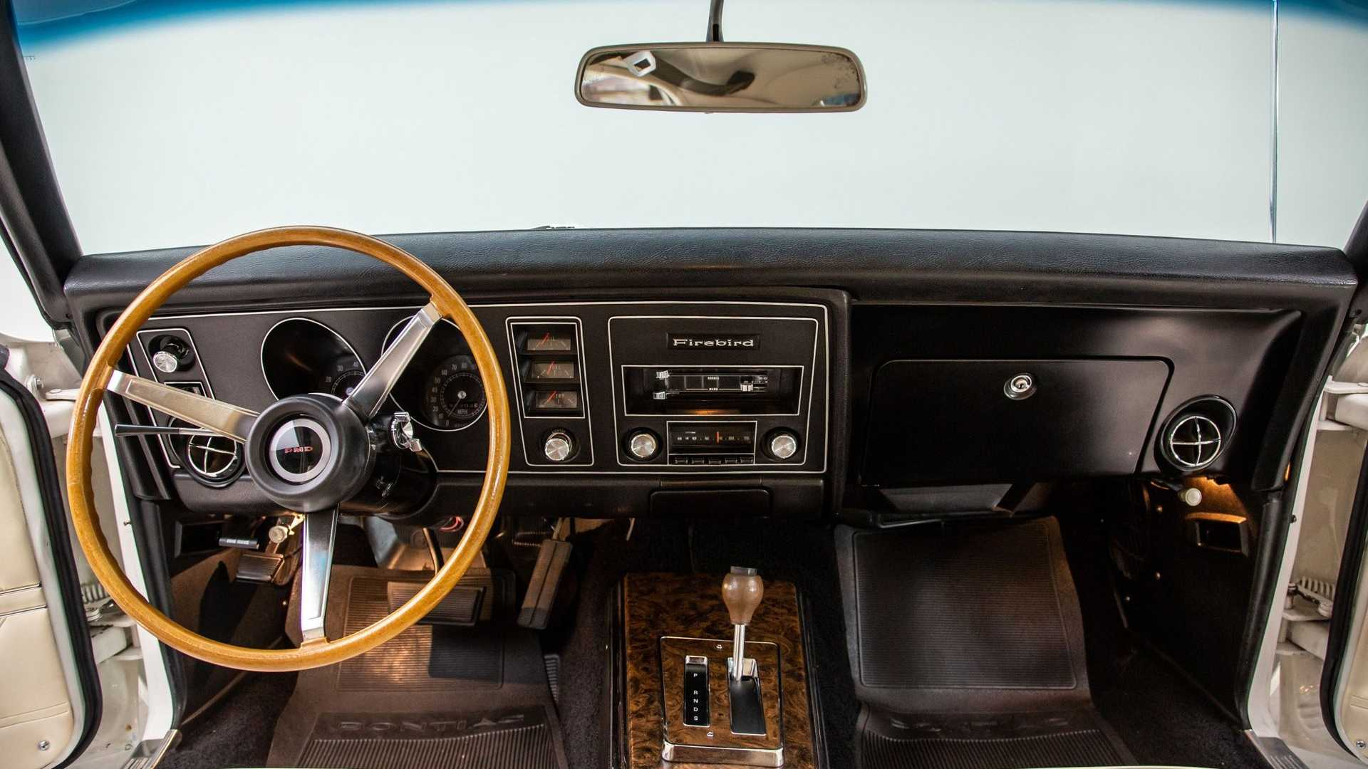 """[""""Weekend Cruises Await With This  Rare 1969 Pontiac Trans Am""""]"""