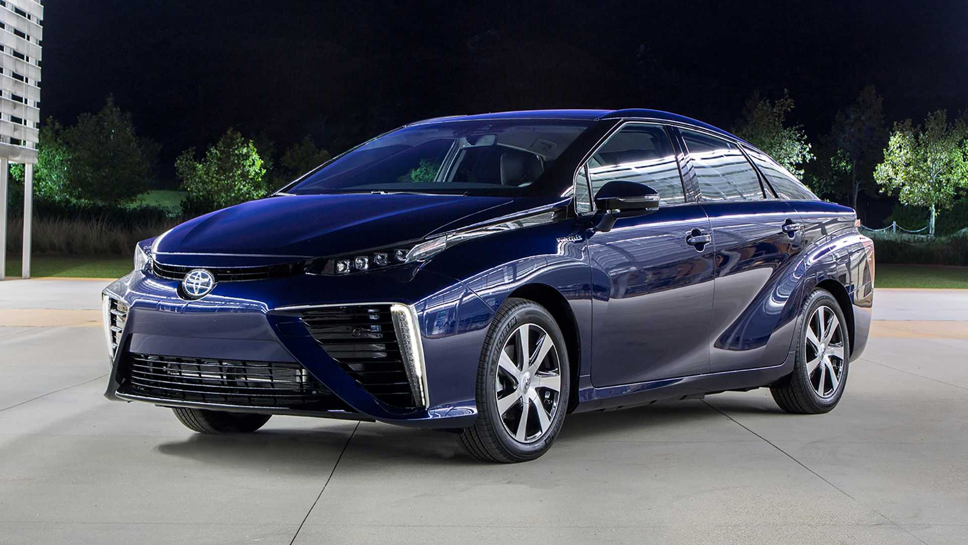 Second Generation Toyota Mirai Confirmed For 2020 Reveal