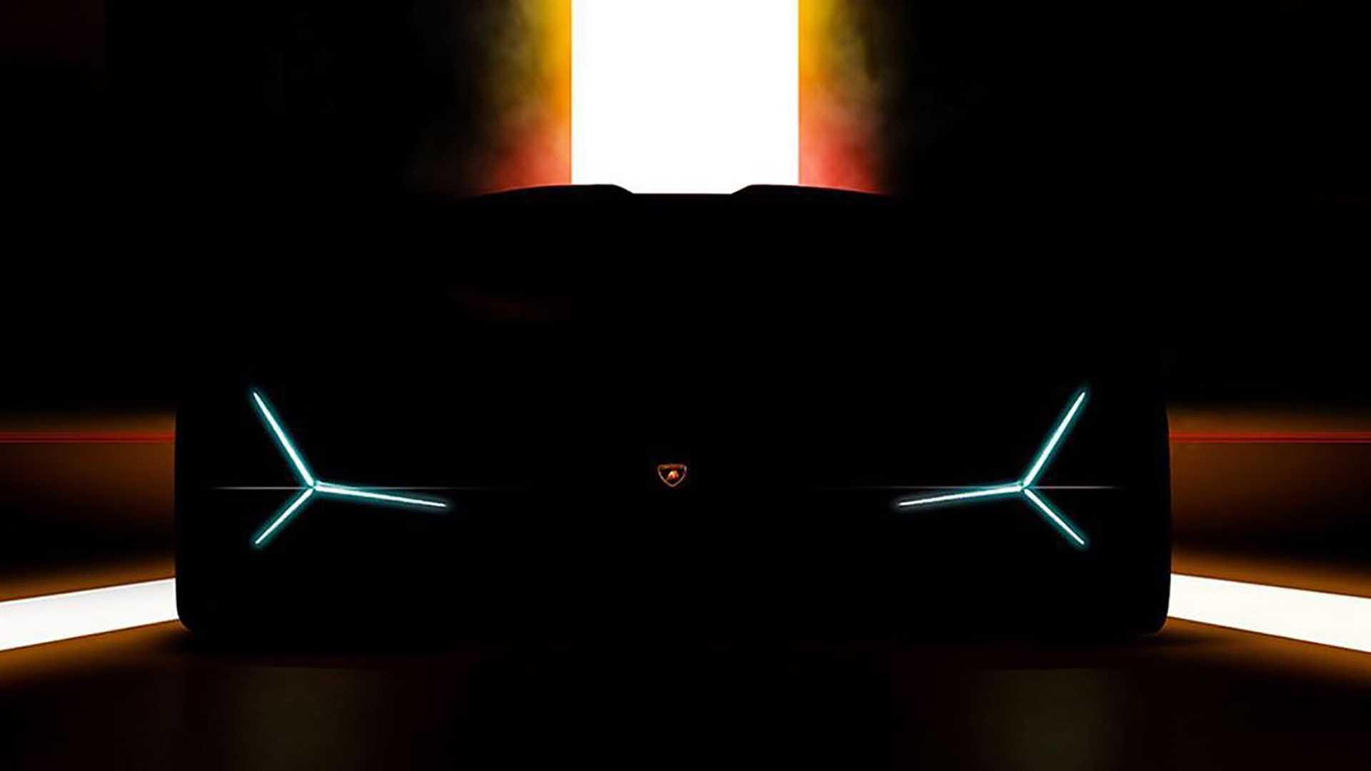 Lamborghini drops mysterious teaser ahead of Frankfurt Motor Show