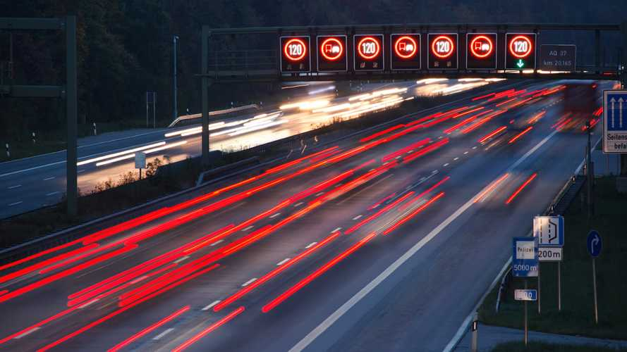 Autobahn speed limit proposal fails in German Parliament