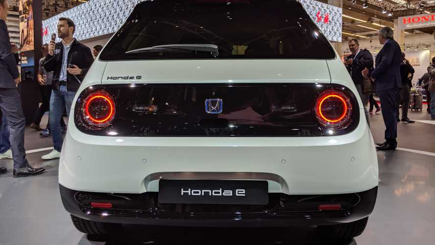 Honda E Pricing Officially Announced: Cheaper Than You Might Think