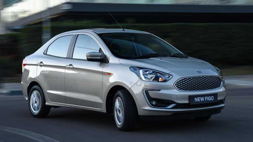 Ford negocia venda da fábrica responsável pela produção do Ka na Índia